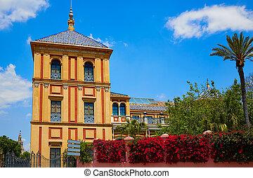 Seville Palacio de San Telmo Andalusia of Spain - Seville...