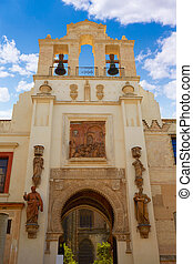 Seville almohade Perdon Cathedral door Spain - Seville...
