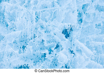 Ice texture background - Background of Ice texture