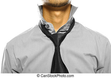 Untidy Collar