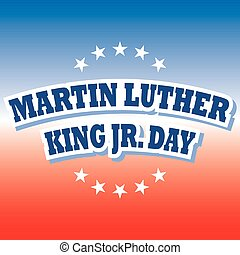 Martin Luther King Jr. Day banner