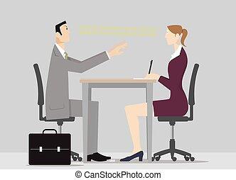 The Hyonotist Seller. Salesman hypnotizes woman to make her...