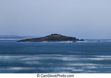 Pessegueiro island near Porto Covo, Portugal