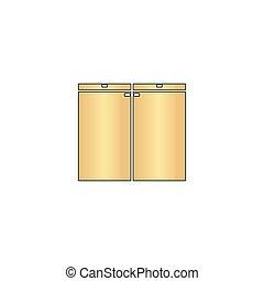 Drawer computer symbol