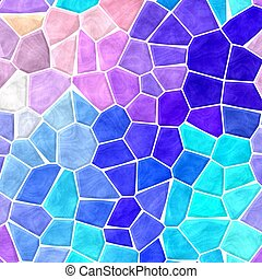 full spectrum colored abstract marble irregular plastic...