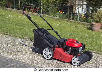 Lawnmower - Picture from Lawnmower