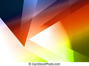 Multicolored abstract background
