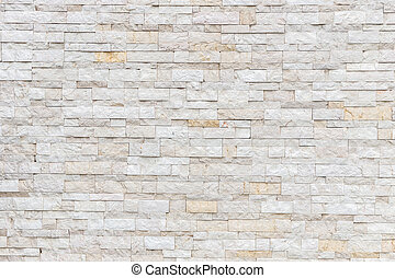 Pattern of grey and rough sandstone wall texture and...