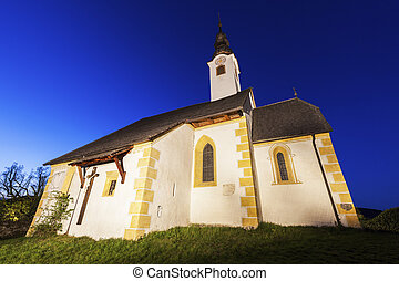 Saints Primus and Felician Church in Maria Worth. Maria...