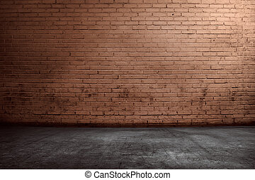 Red brick wall background. You can use for your design