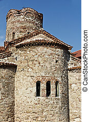 Old town of Nessebar, Bulgaria - Church of St. John the...