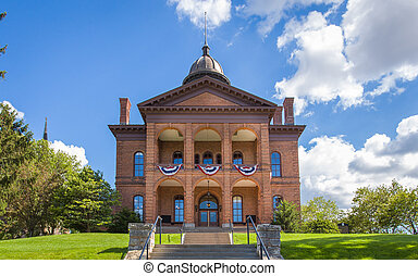 Washington County Historic Courthouse - Washington County...