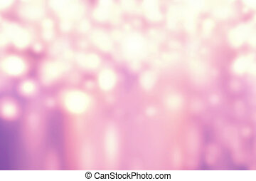 Bokeh twinkling Lights Festive holiday party background with...