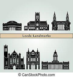 Leeds V2 Landmarks