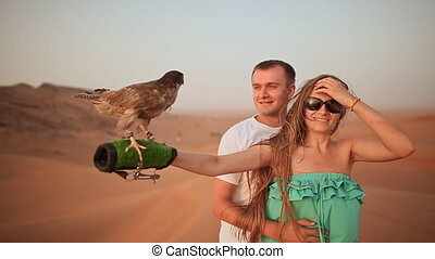 Girl and the guy keep on hand eagle 2 - Shot with a Canon 5D...
