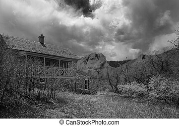 Old Homestead House built in the early 1900s. Located in...