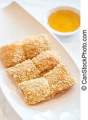 shrimp EggRolls - Chinese dim sum Fried Pork and shrimp...