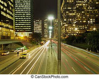 Rio de Janeiro - Brazil, City of Rio de Janeiro, Elevated...