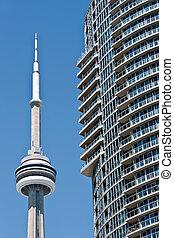 CN Tower Toronto Ontario