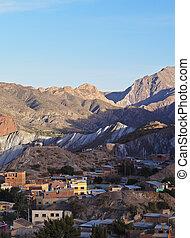 Tupiza in Bolivia - Bolivia, Potosi Department, Sud Chichas...