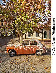 Colonia del Sacramento - Uruguay, Colonia Department,...