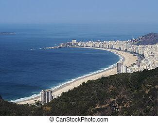 Rio de Janeiro from Sugarloaf - Brazil, City of Rio de...