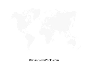 World map background . fade style