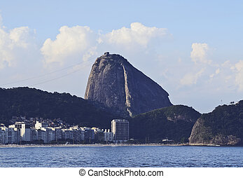 Rio de Janeiro - Brazil, City of Rio de Janeiro, Copacabana,...