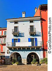 Hotels and restaurants in Ascona in Ticino of Switzerland -...
