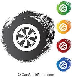 Custom Tire Rims
