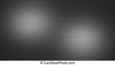Metal brushed texture black background