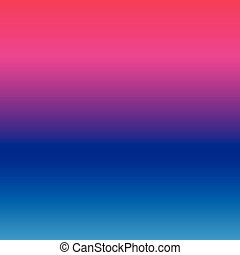 Gradient vibrant color smooth silk background with with...