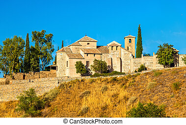 San Lucas Church in Toledo, Spain - The Saint Lucas Church...