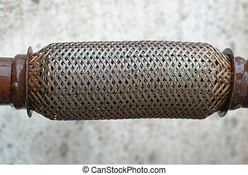 Catalytic converter Wire Mesh Filter For Recycling