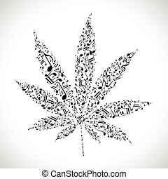 Musical cannabis