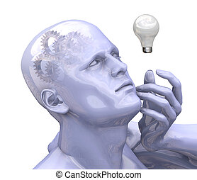 Bright idea - The power of thought
