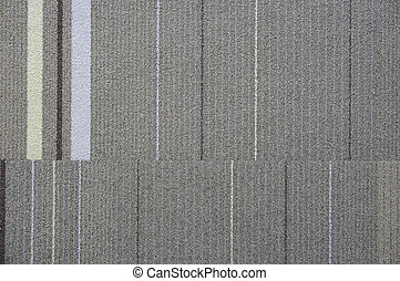 Gray carpet texture, line design
