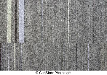 Gray carpet texture, line design