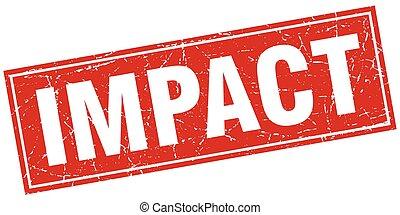 impact square stamp