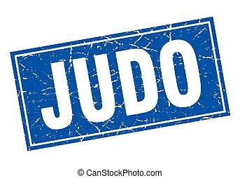 judo square stamp