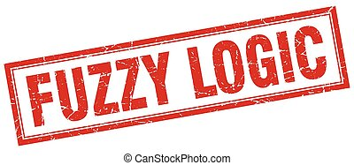 fuzzy logic square stamp