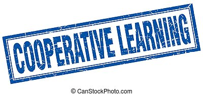 cooperative learning square stamp