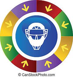 Umpire Mask