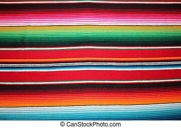 Mexico Mexican traditional cinco de mayo rug poncho fiesta...