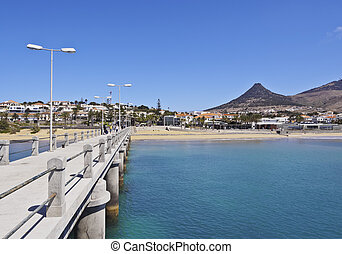 Porto Santo - Portugal, Madeira Islands, Porto Santo, Vila...