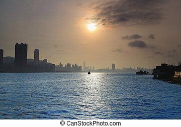 Yau Tong, Lei Yue Mun, Hong Kong - the Yau Tong, Lei Yue...