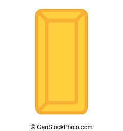 Gold Bullion Illustration - Vector illustration of gold...