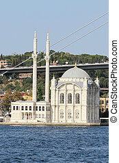 Ortakoy Mosque in Istanbul