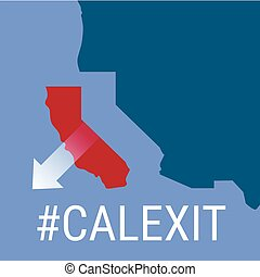 California to secede from USA