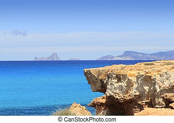 Cala Saona Formentera Balearic Islands beautiful beach...